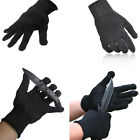 SOFT STEEL WIRE KNIFE-RESISTANT GLOVES KITCHEN CUT PROOF SAFETY WORKING GLOVES