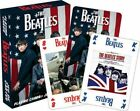 The Beatles USA Photo Images Playing Cards Deck New Music America NEW SEALED