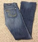 Rock And Republic 200 Saks Vintage Dark Wash Slim Boot Low Rise Jeans Size 25