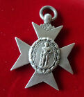 EARLY Victorian 1866 Silver Gymnastics Medal - C. H. Johnston Cheltenham College