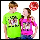 Personalized Custom T Shirt with Photo  Text and or Logo make your own design