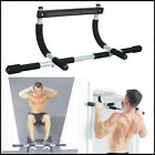 Professional Door Gym Rod Iron Pull Up Fitness Upper Body Workout Exercise Bar