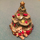Fitz and Floyd Candle/Candy Jar~Christmas Tree 6