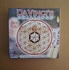 DaVINCI's CHALLENGE BOARD GAME ANCIENT GAME OF SECRET SYMBOLS BRIARPATCH BP40101