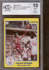 1986 Star Best of the Old Julius Erving BGS BCCG 10