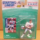 NFL New England Patriots #11 Drew Bledsoe Football Figurine Starting Lineup 1997