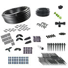 Drip Irrigation Kit for Container Gardening Premium Size Water 80 Plants