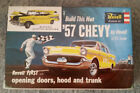 ULTRA RARE Vintage Revell 1957 Chevrolet ( Chevy ) model MIB 1963 READ H-1284