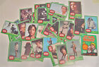 1977-STAR WARS-TOPPS #4-GREEN--PARTIAL SET CARDS-50 66+ WRAPPER--NMT