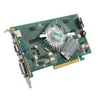 Nvidia GeForce 7600GS 7600 GS 512MB DDR2 AGP 8X TVO VGA DVI Video Card