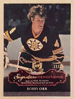 Bobby Orr 13-14 UD The Cup Signature Renditions Autograph Card #32 35