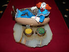 VERY RARE!!!!!!!!!!!!!! RON LEE SIGNED SCULPTURE