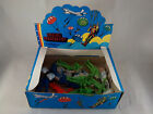 Vintage Counter Display Box of Parachute Toy Soldiers, Parachutiste, 1960s, Nice