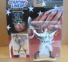 MLB Cy Young Baseball Figure Starting Lineup ALL CENTURY TEAM new