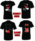 Mickey and Minnie T Shirts Soul Mate Couple matching funny cute hes shes mine