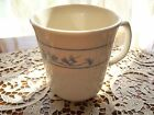 Discontinued EUC Corelle Corning Off White First of Spring Coffee Tea Mug Cup