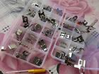 Domestic Sewing Machine Feet Foot Presser Bobbin For Brother New Home Singer