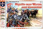 Orion 72039 - 1/72 - 15th Century Hussite War Wagon and Command Model Kit