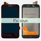 LCD Display Touch Screen Digitizer Frame  For Alcatel One Touch Evolve 2 4037T