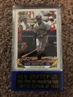 1993 Ken Griffey Jr Topps Pre-Production Autograph Card LIMITED EDITION of 1993