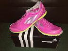 NEW IN BOX Adidas XCS 2 Womens Track and Field Sneakers Blue Pink Red