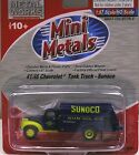 Classic Metal Works HO/HOn3 1941/46 Chevy Tanker Sunoco (30303)