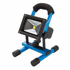 Portable Rechargeable LED Work Site Light With USB IP44 700lm - Lithium Battery