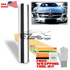 Chrome Silver Vinyl Film Wrap Sticker Decal Sheet Film Air Release Bubble Free