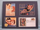 Clark Gable It Happened One Night directed by Frank Capra  First Day Cover