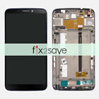 Alcatel One Touch Hero OT-8020D 8020 LCD Display Touch Screen Digitizer + Frame