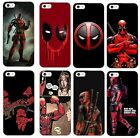 Deadpool marvel comic phone case for iphone samsung htc s8 s9 i8 ix m8 m9