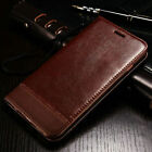 For Samsung Galaxy S7  S7 Edge Case Leather Wallet Card Holder Flip Stand Cover