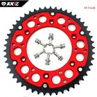 Rear Sprocket Hybrid 44T Fit CR125R 125E 250R 250E CRF250R 250X 450R 450X 500R