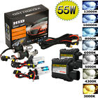 55w Hid Xenon Headlight Conversion Kit Bulbs H1 H3 H4 H7 H11 9005 9006 880881