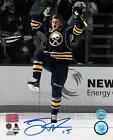 Jack Eichel Signs Exclusive Autograph Card Deal with Leaf 13