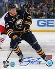 Jack Eichel Signs Exclusive Autograph Card Deal with Leaf 14
