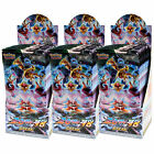 Pokemon Trading Card Game TCG XY10 Fates Collide Korean Booster 3 Boxes 90 Packs