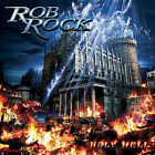 Holy Hell by Rob Rock (CD, Sep-2005, Candlelight Records)-FREE SHIPPING-
