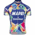 Biemme Sports Mapei Vintage Kit Jersey Mens