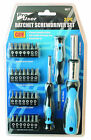 Pro User 31PC RATCHET SCREWDRIVER SET (TOP QUALITY PRODUCT)