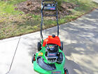 RESTORED AND REBUILT 1999 LAWNBOY 65 HP DURAFORCE COMMERCIAL LAWNMOWER 22261