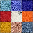 CHOOSE COLOR 20g 3300pcs 12 0 Seed Beads Rocailles Preciosa Czech Glass
