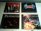 BLOODGOOD First 4 CD COLLECTION CHRISTian Metal BRIDE Saint STRYPER BarrenCross