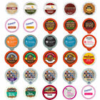 Best Coffee,Flavored and decaf Single Cups For Keurig K cups Sampler,30-count