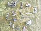 LARGE LOT/SINGER SEWING MACHINE ATTACHMENTS/15 PIECES