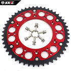 Rear Hybrid 48T Sprocket Fit HONDA CR CRF 125 250 250R 250X 250E 450R 450X 500R