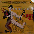 Modern Times Soundtrack UA 5222 all Charlie Chaplin 86 sealed