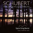 Cypress String Quartet - Schubert: String Quintet D956, Quartettsatz D703 [CD]