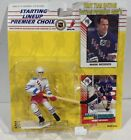 Mark Messier Starting Lineup Premier Choix Mint On Card MOC With 2 Trading Card