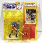 Mark Messier Starting Lineup New 1994 Edition MOC With Trading Card